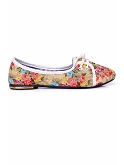 Pantofi bej Olga