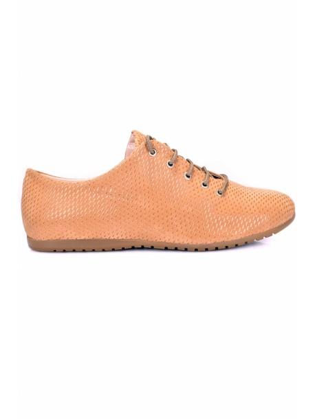 Pantofi Keisy bej