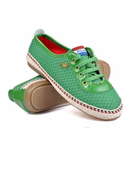 Pantofi Rihana verzi