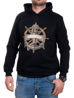 Hanorac marinar bărbătesc