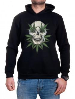 Hanorac bărbătesc marijuana