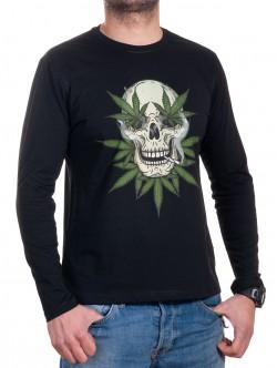 Bluză bărbătească cu marijuana