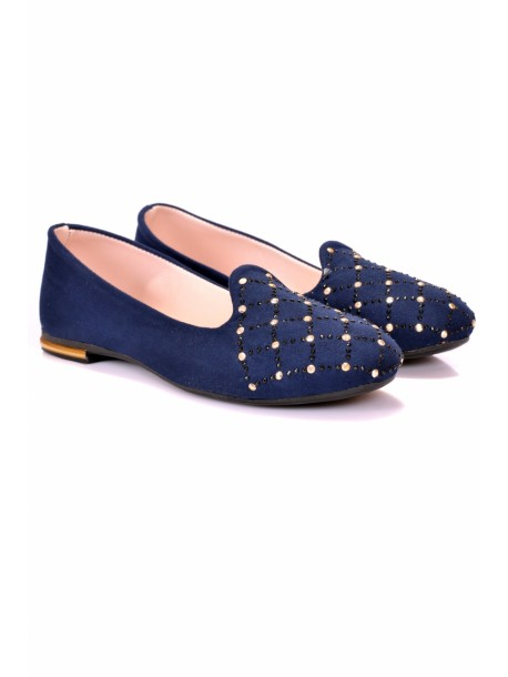Pantofi Vili albastri
