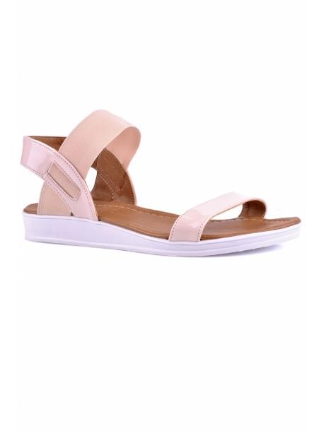 Sandale Melisa roz deschis