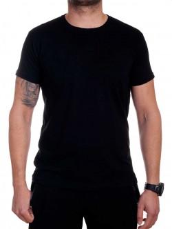 Tricou simplu negru