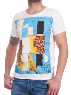 Tricou bărbătesc cu imprimeu