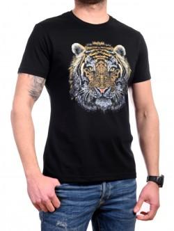 Tricou bărbătesc cu tigru