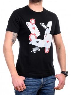 Tricou de poker pentru bărbați