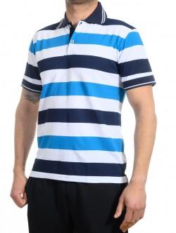 Tricou bărbătească marinară cu guler