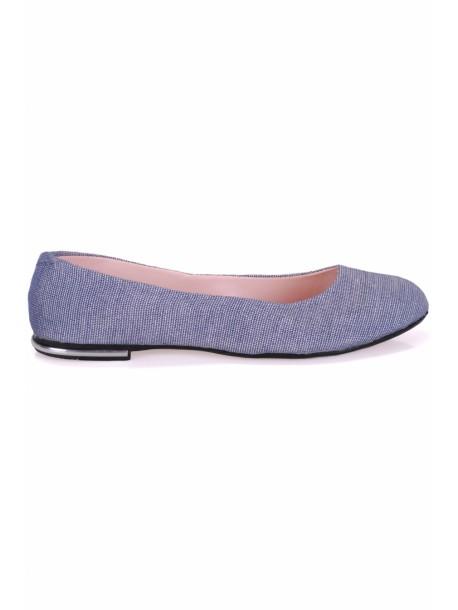 Pantofi Greta grey