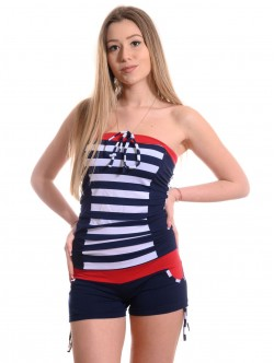Salopetă de marinar pentru femei