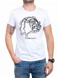 Tricou bărbătesc Gemeni