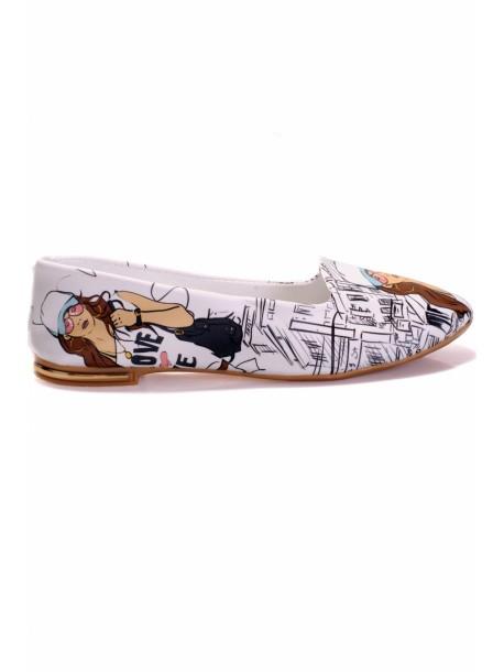 Pantofi Paris