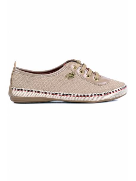 Pantofi Rihana bej
