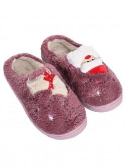 Papuci de Crăciun pentru femei