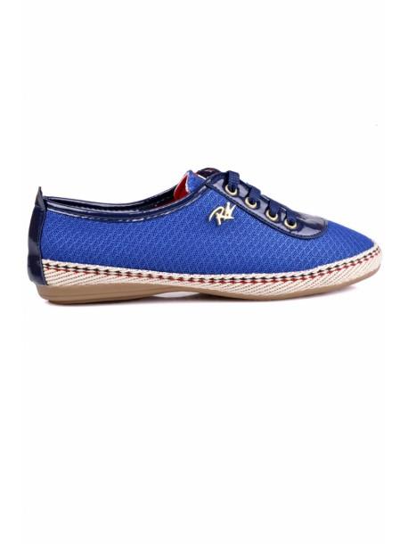 Pantofi Rihana albastri