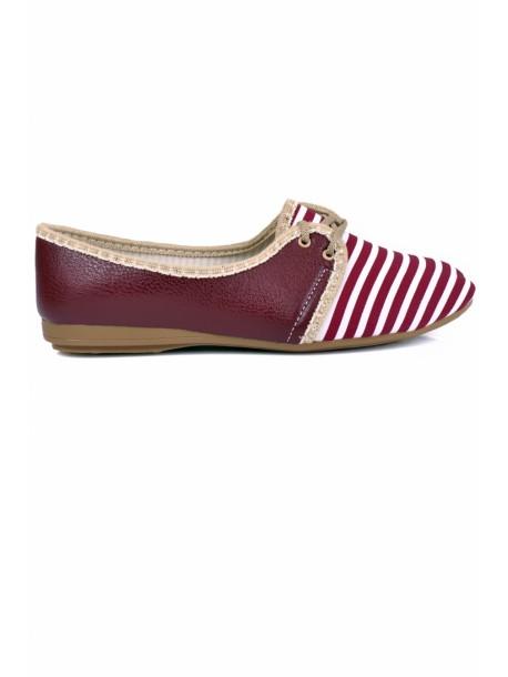Pantofi de dama Katia bordo
