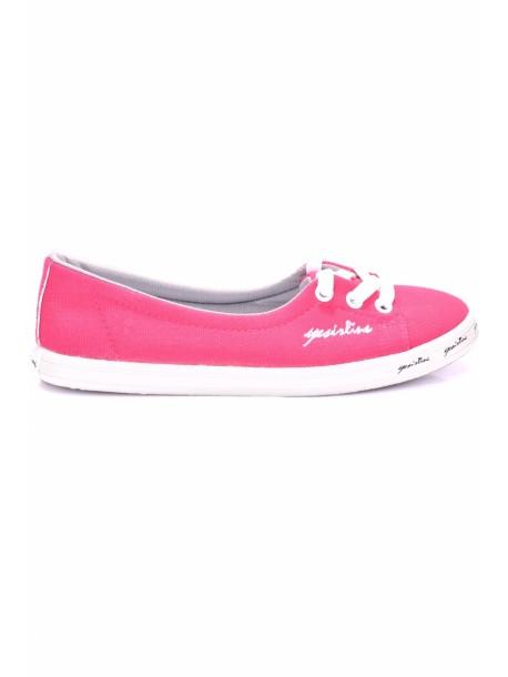 Pantofi Fany roz